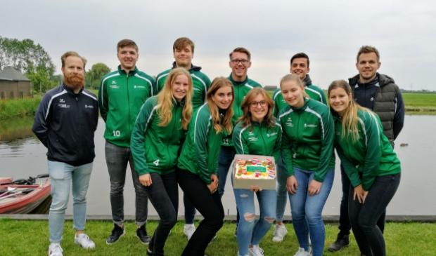 <p>Sander Jacob gaat volgende seizoen het team A1 van Vriendenschaar trainen</p>