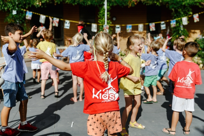 Kids Lodge Zomerkampen