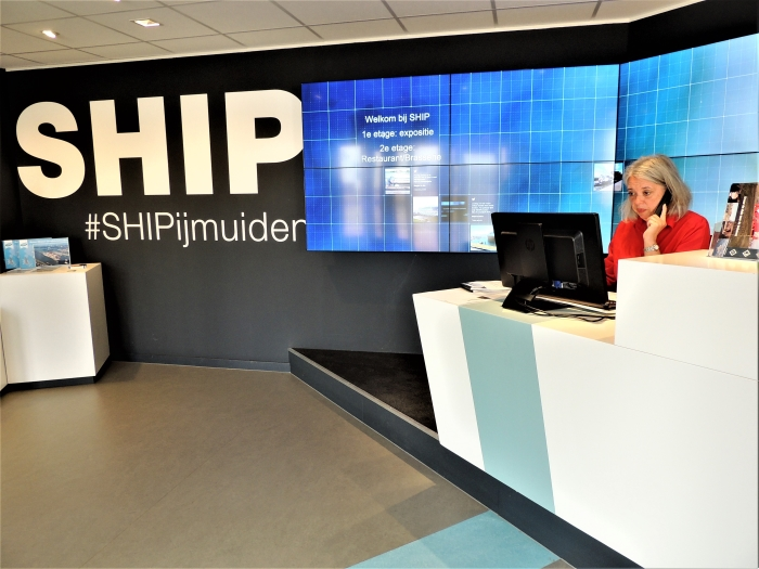 SHIP Hans Blomvliet © BDU
