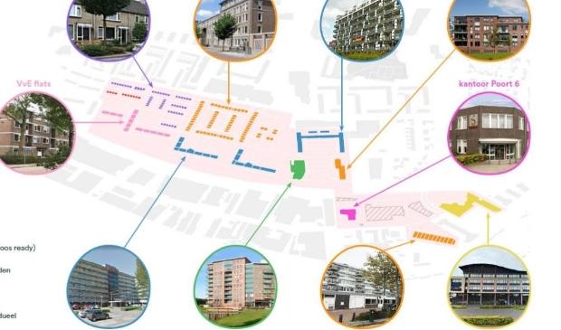 Het warmtenet in de Gildenwijk wordt vanaf 2021 aangelegd