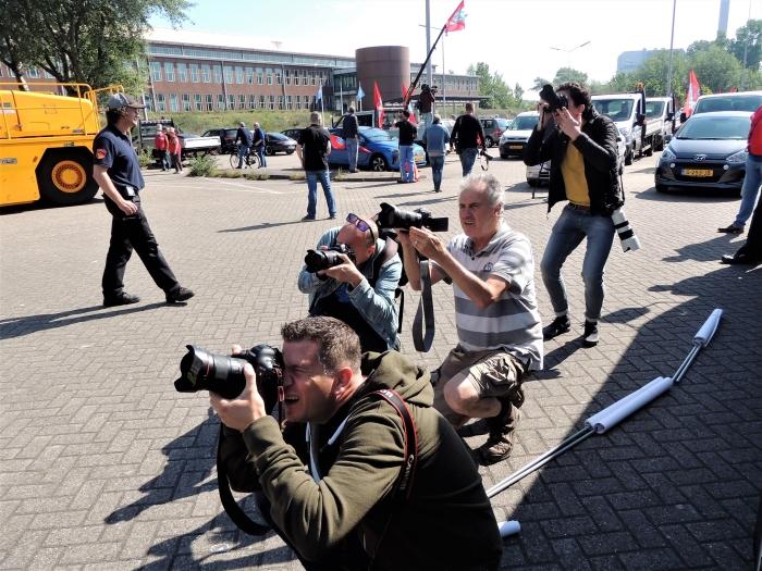 Geen Ontslagen Hans Blomvliet © BDU media