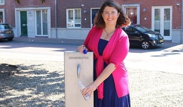 Wethouder Barbara de Reijke