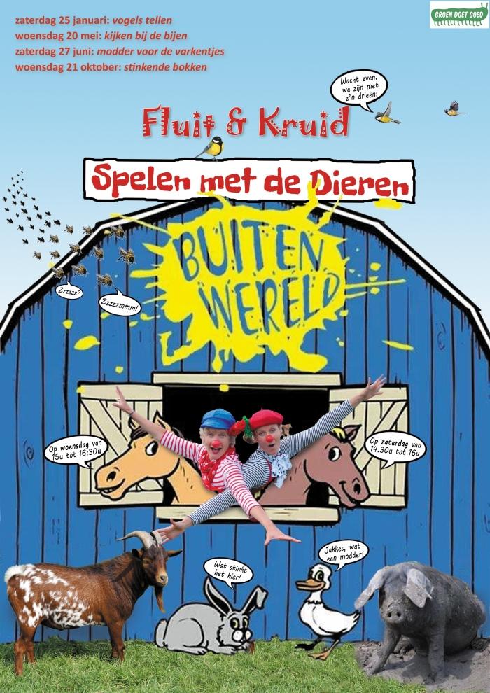 Fluit & Kruid op de boerderij