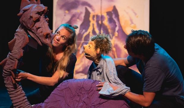Zaterdag 4 juli is er weer een kindervoorstelling in Theater de Speeldoos.