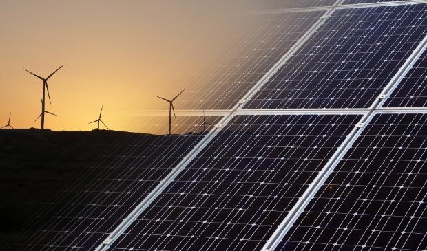 <p>duurzame energieopwekking</p>