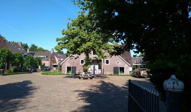 De deel van de voormalige boederij 't Claverenblad krijgt een woonbestemming.