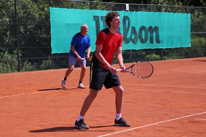 Tennissen voor alle Leusdenaren!
