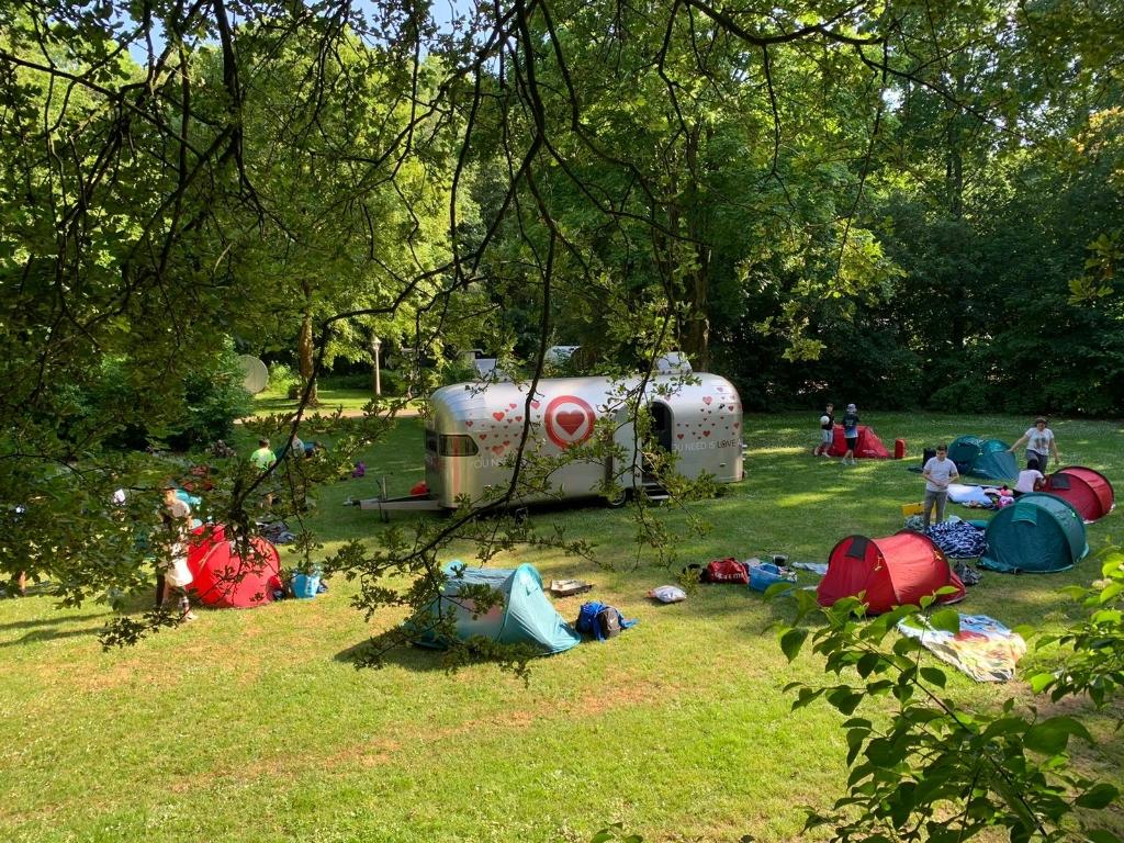 Geen schoolkamp dit jaar, wel een minikamp in Lelystad.  pr © BDU media