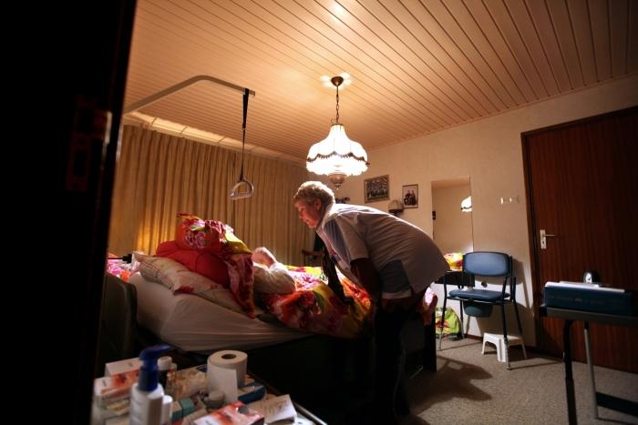 Icare, Santé Partners, Opella en Vilente werken samen voor acute verpleegkundige nachtzorg.