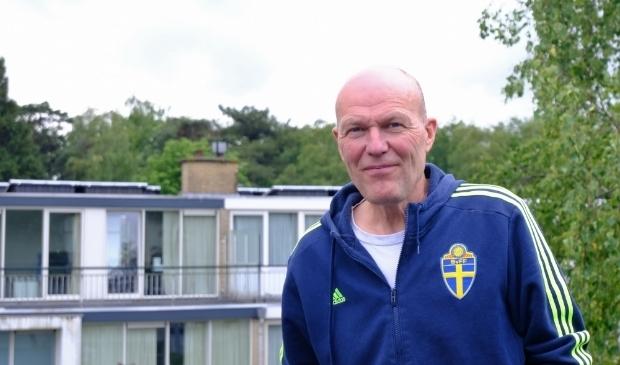 Maarten van Deursen begon met buren al in 2012 met het plaatsen van zonnepanelen.