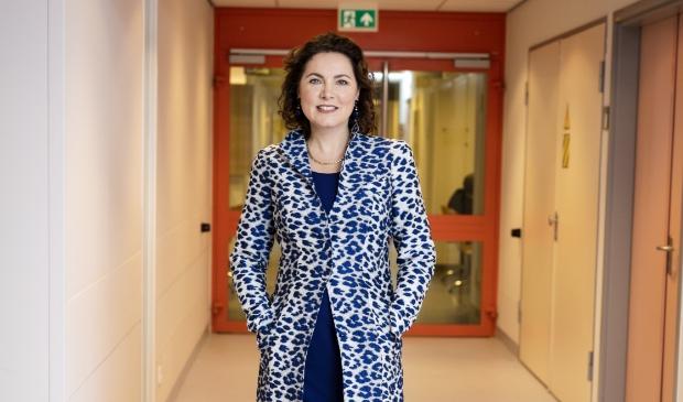 <p>Mirjam van &#39;t Veld van Ziekenhuis Gelderse Vallei: ,,Het is continu balanceren tussen Covid en reguliere zorg, waar de druk ook toeneemt.&rdquo;</p>