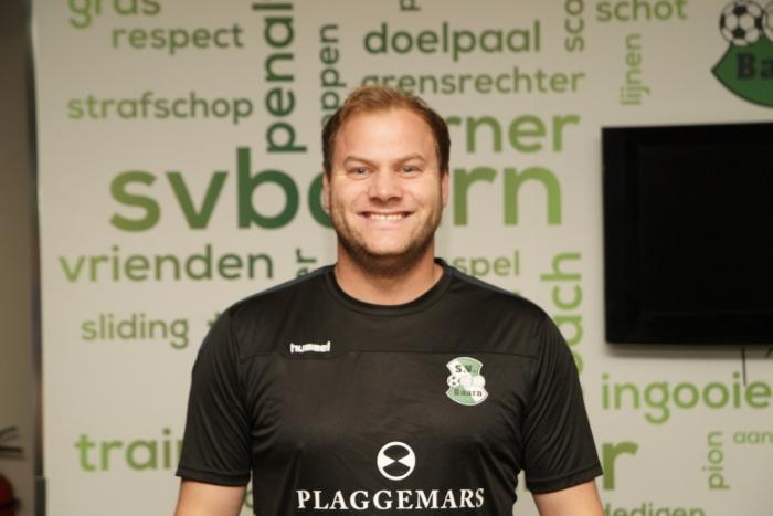 Tom Gesgarz, trainer SV Baarn