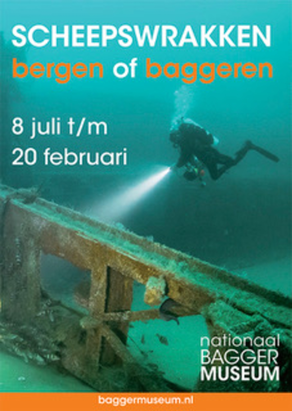Nationaal Baggermuseum © BDU media