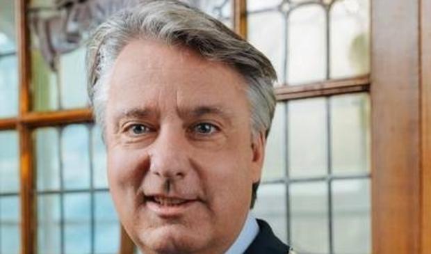 Burgemeester David Moolenburgh