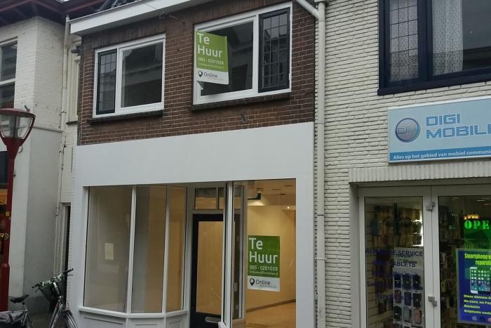 Pand Singel 25 in Nijkerk Funda in Business © BDU Media