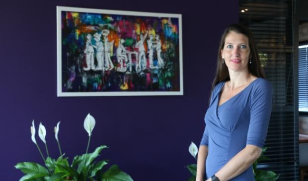 """Mirjam Bink: ,,Nieuwe initiatieven kunnen andere ondernemers inspireren om niet bij de pakken neer te zitten."""""""
