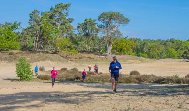 'Je kunt je energie kwijt, bent lekker buiten in het groen bezig én je verbetert je conditie', zegt Ruud van den Eshof.