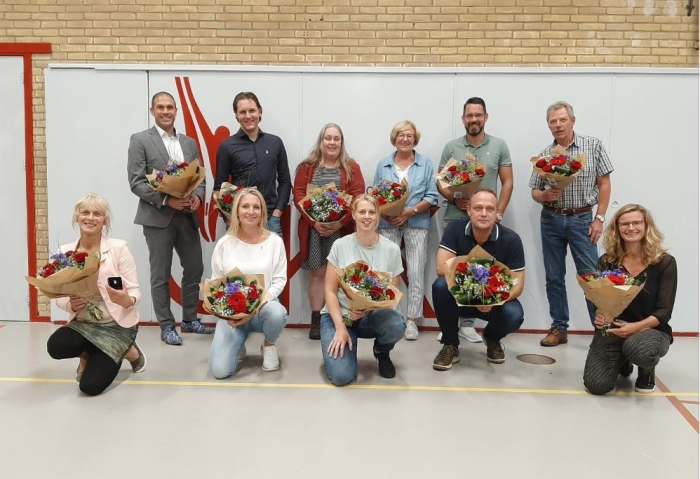 Leden van verdienste OKK Hardinxveld © BDU media