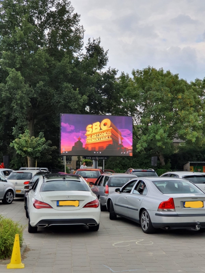 Drive-in bioscoop SBO de Rotonde