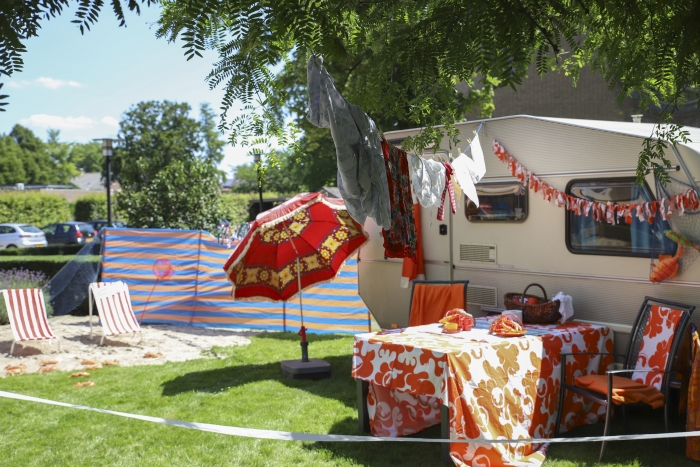 Camping De Binnentuin Rieteke van Laar © BDU media