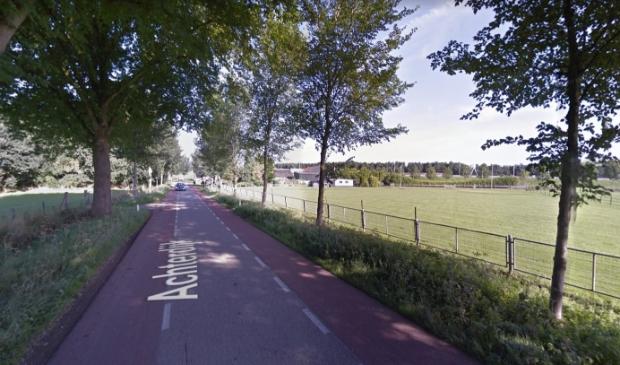 <p>De spitsafsluiting gebeurt met borden, op het wegvak tussen de Marsdijk en de Tureluurweg.</p>