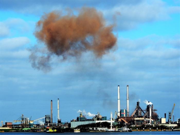 Rookwolken Hans Blomvliet © BDU