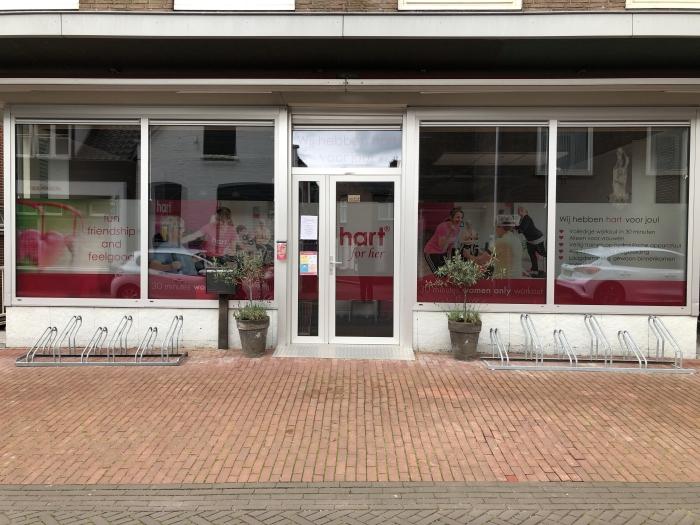 Buiten aanzicht Peulenstraat 180 hart for her Hardinxveld-Giessendam