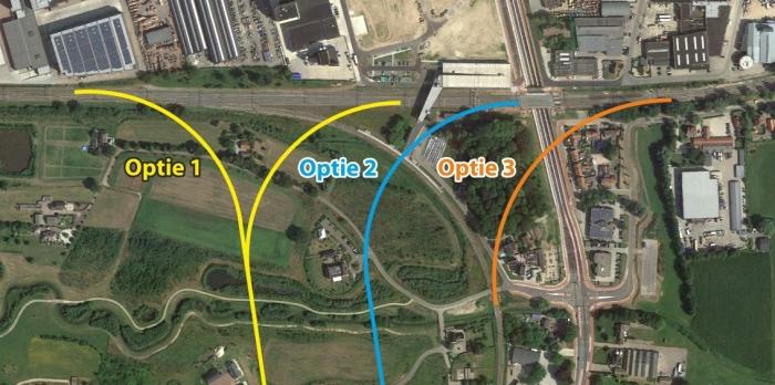 uitsnede Google Earth en Jan van Uffelen © BDU media