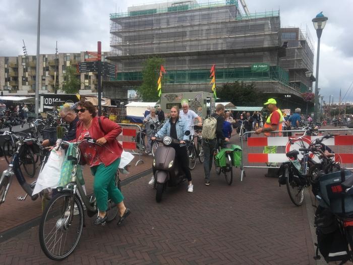 fietsen in Amersfoort