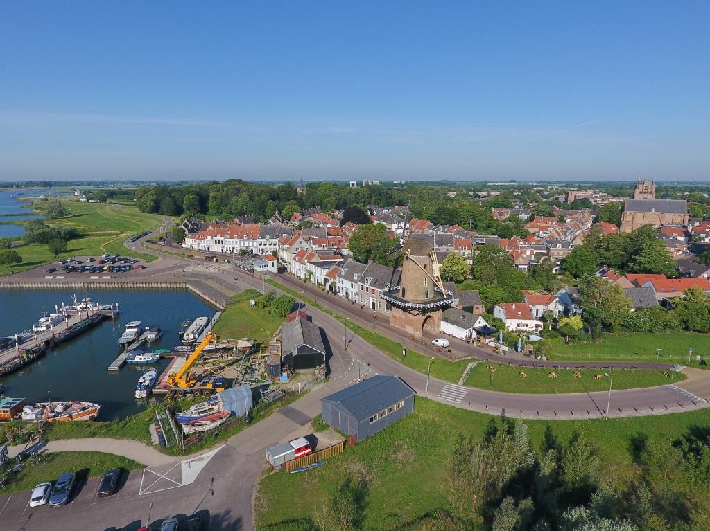 <p>De Lekdijk bij Wijk bij Duurstede</p>