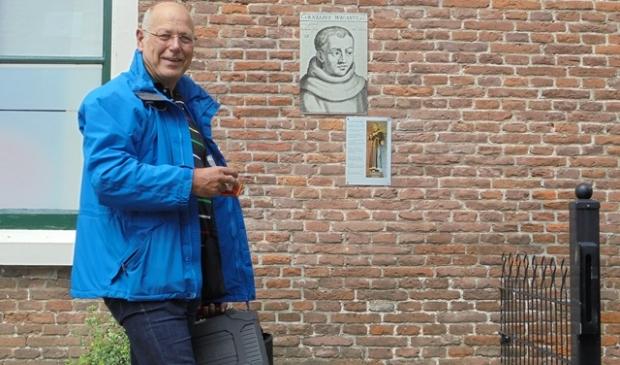 Cornelis van Wijk krijgt een plekje