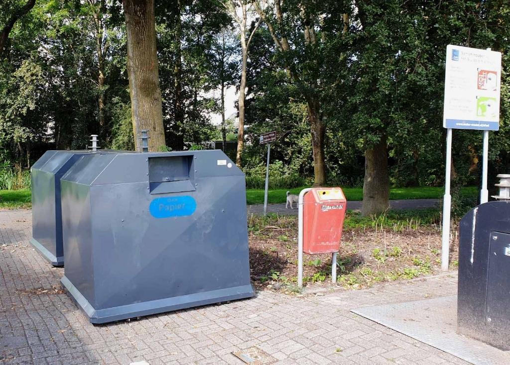 Sluisplein. Gemeente Ouder-Amstel © BDU media