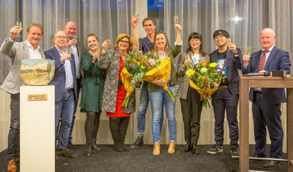 De Veldkeuken won vorig jaar de BHIK ondernemersprijs  Kuun Jenniskens © BDU media