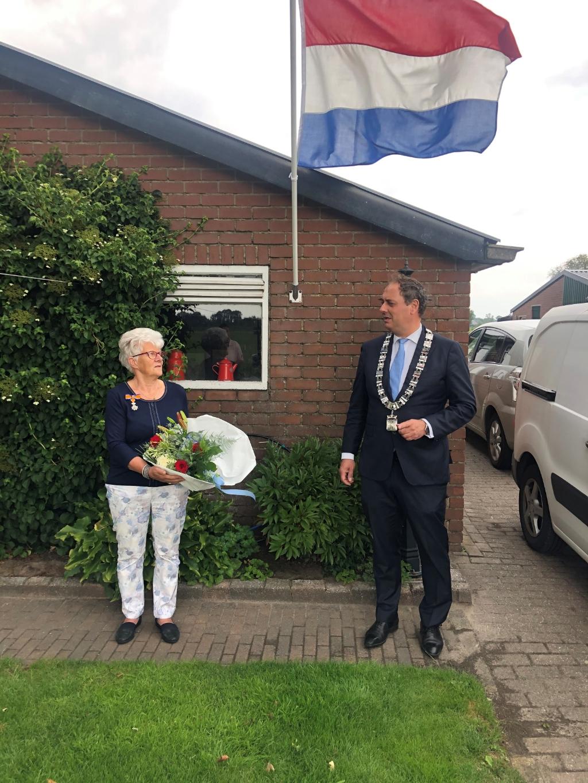 Mevrouw Steenbeek – van de Burgwal Gemeente Leusden © BDU media