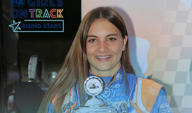 Esmee Kosterman geselecteerd voor FIA Rising Stars