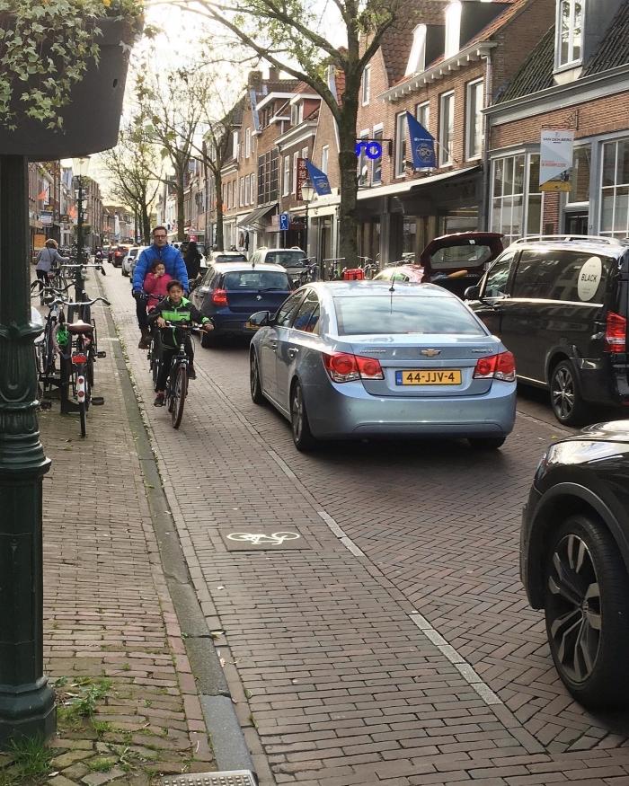 fietsen in Amersfoort Henk Dekkers © BDU media