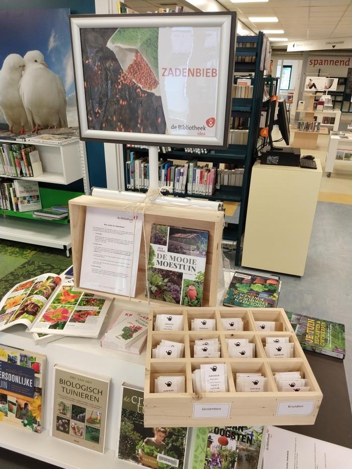 Zadenbieb Idea Soest Marjolein Hasenbos © BDU media