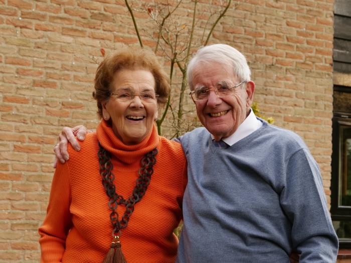 Wietske en Wim Kniestedt