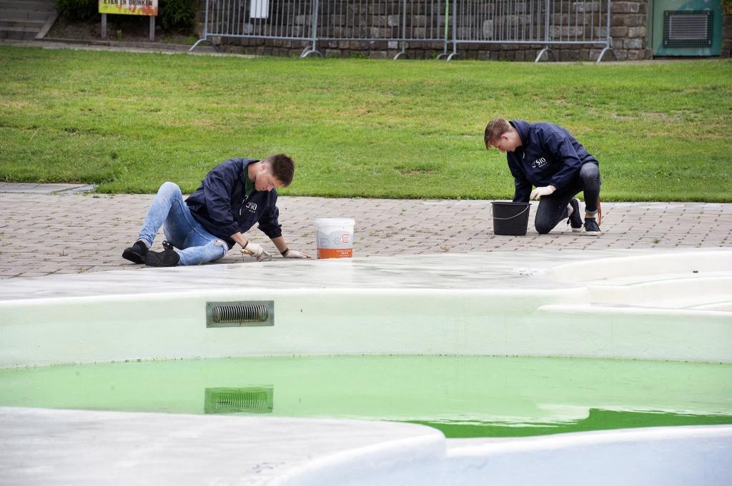 Opening Bosbad 2020 Foto Rinus van Denderen © BDU media