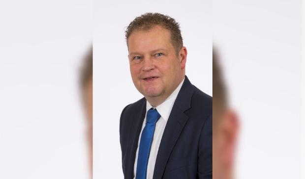 Wethouder Jan Nederveen