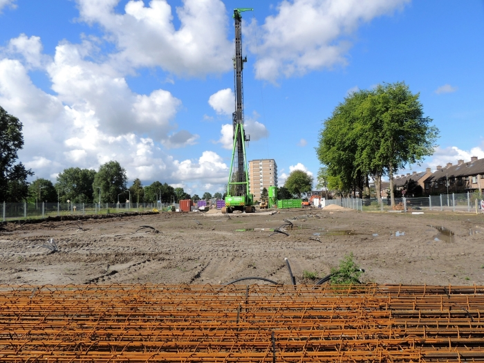 Damwanden Hans Blomvliet © BDU media