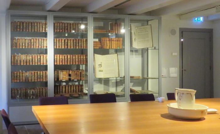 De Xylotheek met 'n zeer unieke collectie Onno Wijchers © BDU media