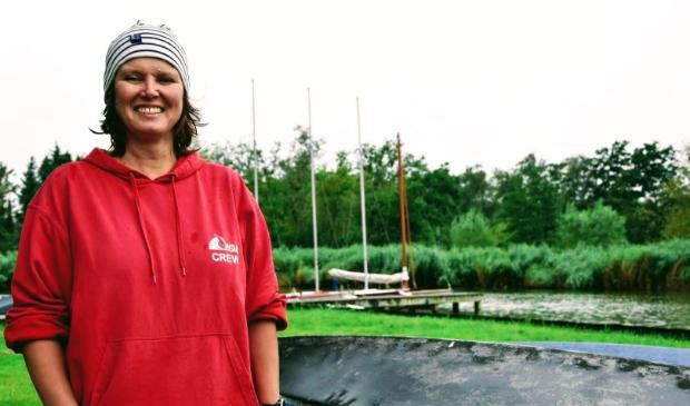 """""""De WSA is een kleine familievereniging"""", zegt Vicky Reijnen-Verbaan de voorzitter."""