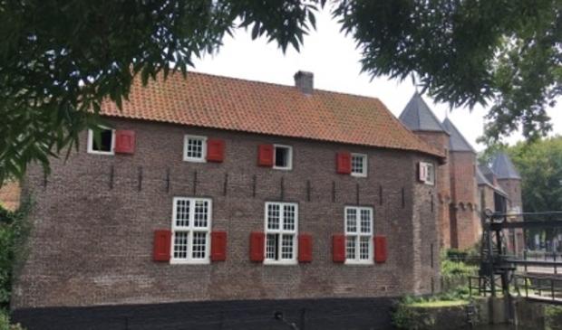 De Volmolen, 17-eeuws monument uit Amersfoorts textielverleden.