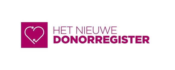 Het nieuwe Donorregister