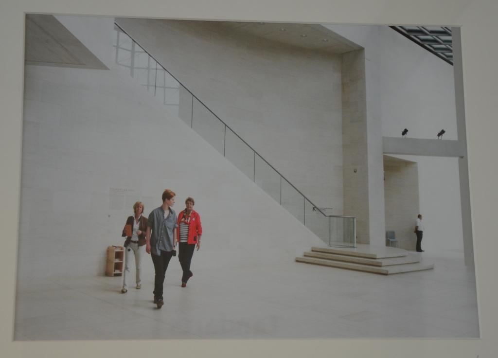 Een van de foto's die te zien is op de expositie Chris de Gier © BDU media