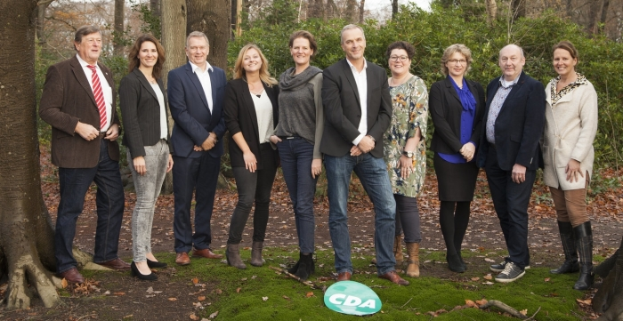 Fractie en Steunfractie CDA Leusden
