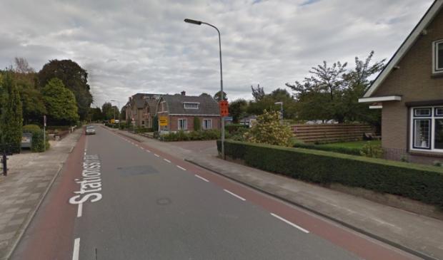 Het gedeelte tussen de Nijkerkerstraat en de Mennestraat wordt ingericht als woonstraat.