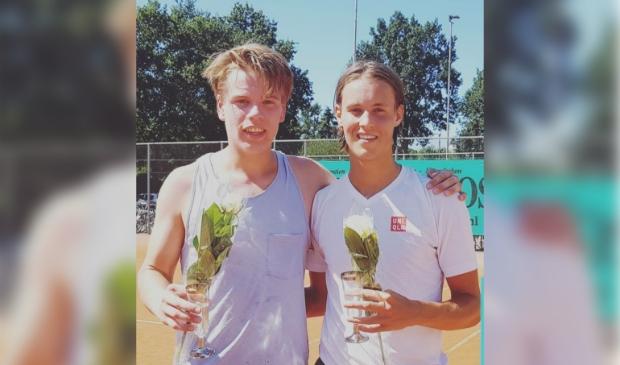 Tom Schulz en Olivier van Gorkum