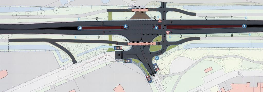 Impressie van de plannen. Provincie Gelderland © BDU media